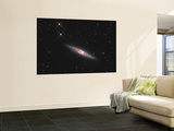 NGC 4013 is an Edge-On Unbarred Spiral Galaxy in the Constellation Ursa Major