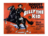 Billy the Kid  Robert Taylor  1941
