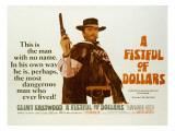 Fistful of Dollars  Clint Eastwood  1964