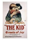 The Kid  Jackie Coogan  Charles Chaplin  1921
