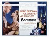 Anastasia  Yul Brynner  Ingrid Bergman  1956