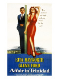 Affair in Trinidad  Glenn Ford  Rita Hayworth  1952