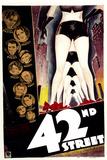 42nd Street  with Warner Baxter  Bebe Daniels  George Brent  and Una Merkel  1933