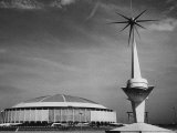 The Astrodome  Houston  Texas  1965