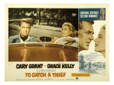 To Catch a Thief  Cary Grant  Grace Kelly  1955