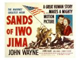 Sands of Iwo Jima  John Wayne  Adele Nara  1949