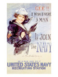 World War I American Recuiting Poster  1917