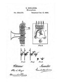 Early Recording Device: the Berliner Microphone Patent  1880