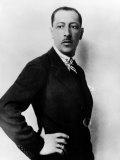 Russian Composer Igor Stravinsky  1936