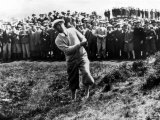 Bobby Jones at the British Amateur Golf Championship at St Andrews  Scotland  June 1930