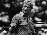 Golf Pro Jack Nicklaus  August  1984