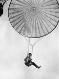 Amelia Earhart Helps Test a Commercial Parachute June 2  1935
