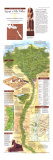 1995 Egypts Nile Valley North Map