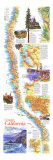 1993 Coastal California Map