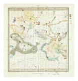 Celestial Anno 1830: No. 1. Sept., Oct., Nov., c.1844 Reproduction d'art
