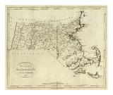 State of Massachusetts  c1796