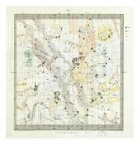 Celestial Anno 1830: No. 4. June, July, Aug., c.1844 Reproduction d'art
