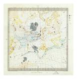 Celestial Anno 1830: No. 3. March, April, May., c.1844 Reproduction d'art