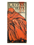 "Theatre Bill for ""La Cena Delle Beffe"""
