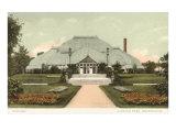 Lincoln Park Greenhouse  Chicago  Illinois
