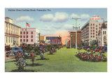 Palafox Street  Pensacola  Florida