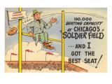 Soldier Field  Chicago  Illinois
