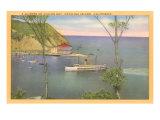 Avalon Bay  Catalina  California