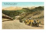 Pike's Peak Highway  Colorado