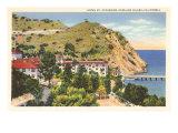 Hotel St Catherine  Catalina  California