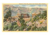 Zane Grey Residence  Catalina  California
