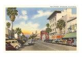 Main Street  Riverside  California