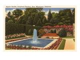 Longwood Gardens  Wilmington  Delaware