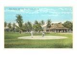 Golf Course  Palm Beach  Florida