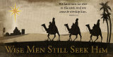 Wise Men Still Seek Him Reproduction d'art par Jennifer Pugh