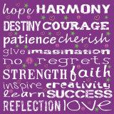 Words I