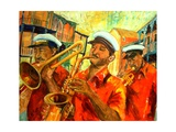 Big Brass Beat In New Orleans