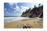 Beach At Punta Tuna  Puerto Rico