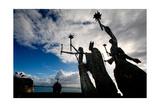 La Rogativa Sculpture  San Juan  Puerto Rico