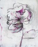 Jesters IV Reproduction d'art par Leila