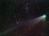 Comet C2001/Q4 (Neat)  Near M44  Beehive Cluster