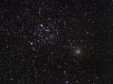 M35 and Ngc 2158 Open Clusters in Gemini