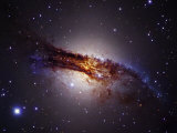Centaurus a Lenticular Galaxy  Ngc5128