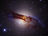 Centaurus a Lenticular Galaxy, Ngc5128 Papier Photo par Robert Gendler