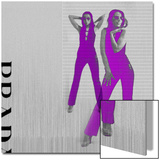 Kristina in Purple
