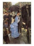 The Bridesmaid  1884