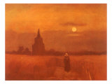 The Old Tower in the Fields  1884