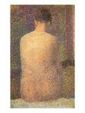 Back View of Nude  1886