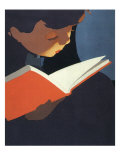 Boy Reading  1925