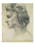 Ideal Head of a Woman  1526