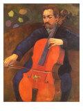 Portrait of Fritz Schneklud  1894